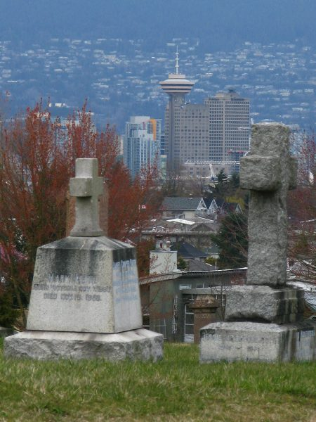 Lincoln Clarkes Photographs: Mountain View Cemetery, Vancouver 2008