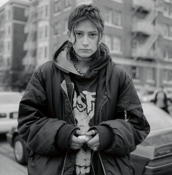 Lincoln Clarkes Photographs: Street youth, Vancouver 2002