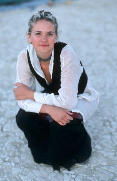 Lincoln Clarkes Photographs: Burning Man Women 1999 - Model 29