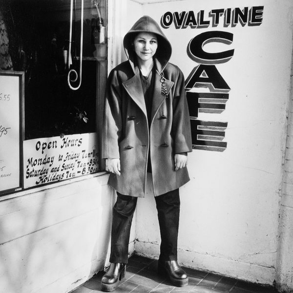 Lincoln Clarkes Photographs: Ovaltine Cafe, 251 East Hastings St. Vancouver, February 15, 2000