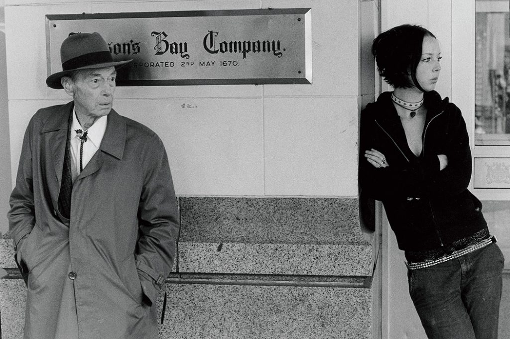 Lincoln Clarkes Photographs: Strangers, Vancouver 2003
