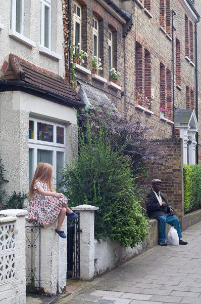 Lincoln Clarkes Photographs: Lower Clapton, London