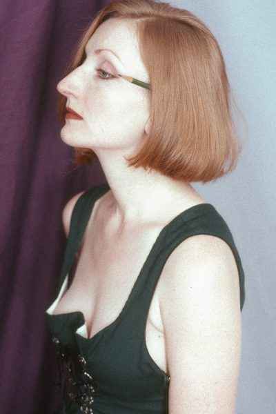 Lincoln Clarkes Photographs: Margot Dear, Vancouver 1995