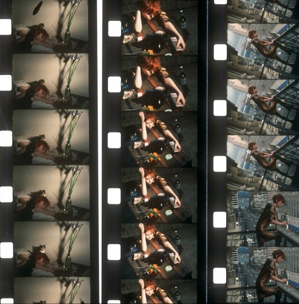 Lincoln Clarkes Photographs: Super eight film edits, Vancouver 1983
