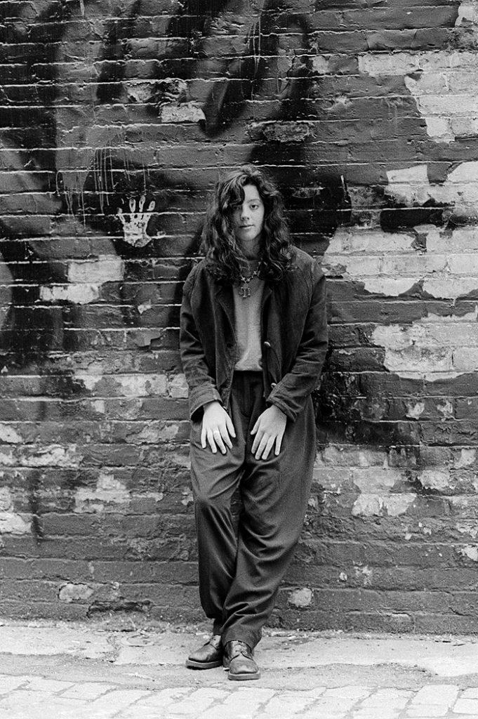 Lincoln Clarkes Photographs: Sarah McLachlan, Vancouer 1991