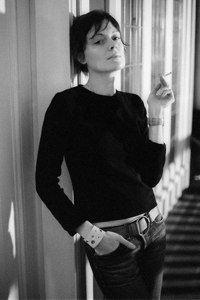 Lincoln Clarkes Photographs: Natalia Tkachev, Vancouver 2002