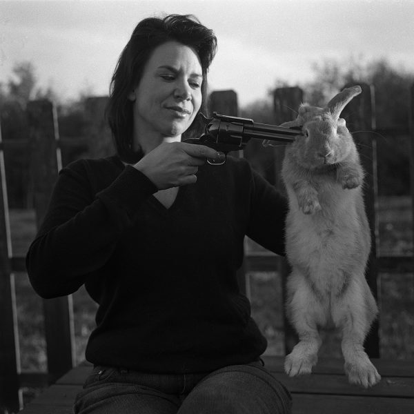 Lincoln Clarkes Photographs: 9. Texas women with their guns, Houston to Austin 2004