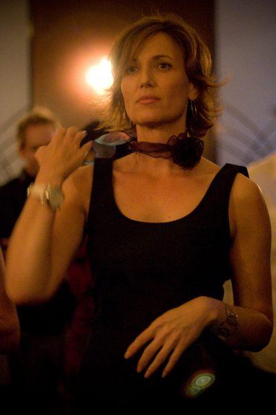 Lincoln Clarkes Photographs: Gloria Macarenko mirror image, Opus Hotel