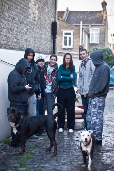 Lincoln Clarkes Photographs: Disenfranchised Youth, London 2011