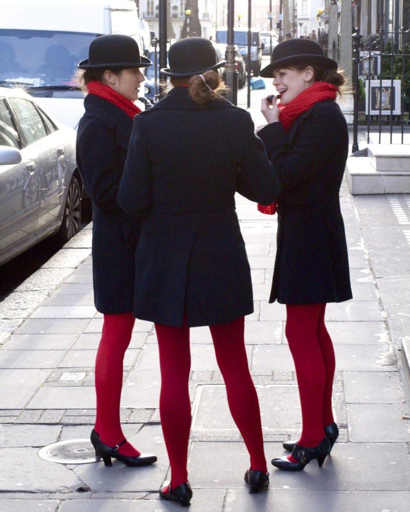 Lincoln Clarkes Photographs: West End, London 2013