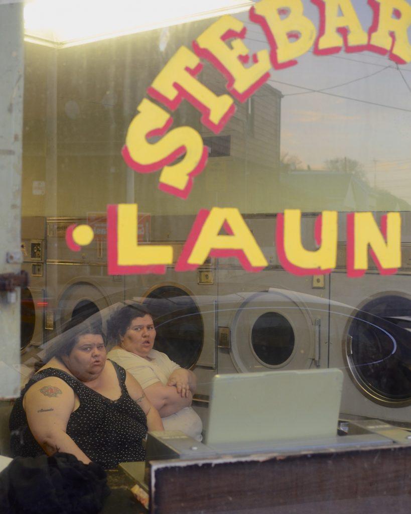 Lincoln Clarkes Photographs: Junction Laundry, Toronto 2011