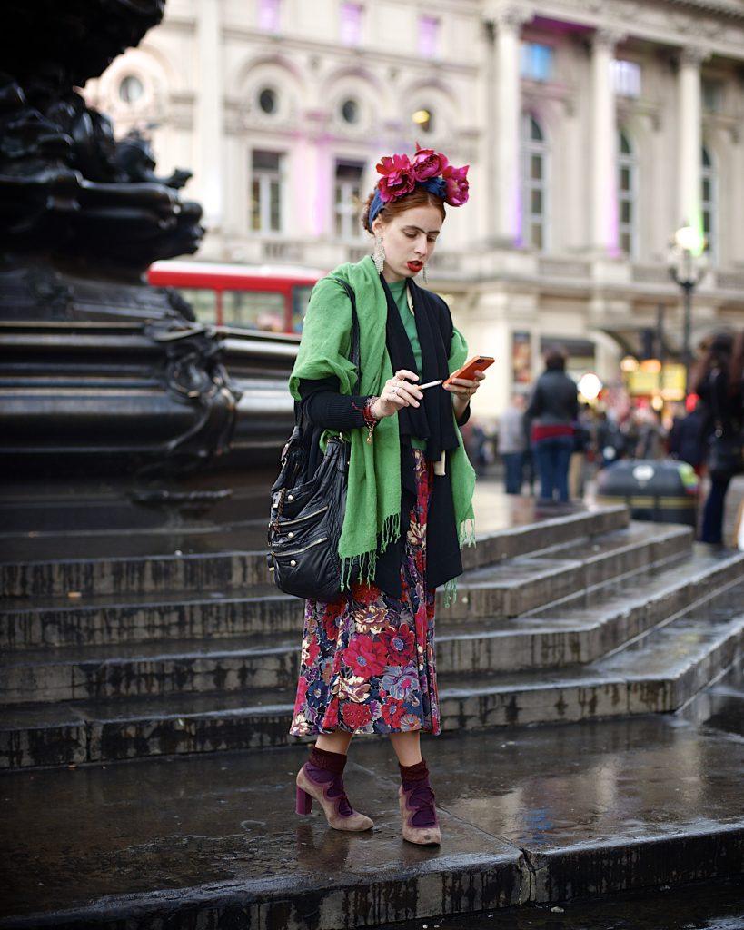 Lincoln Clarkes Photographs: Frida Kahlo, London 2013