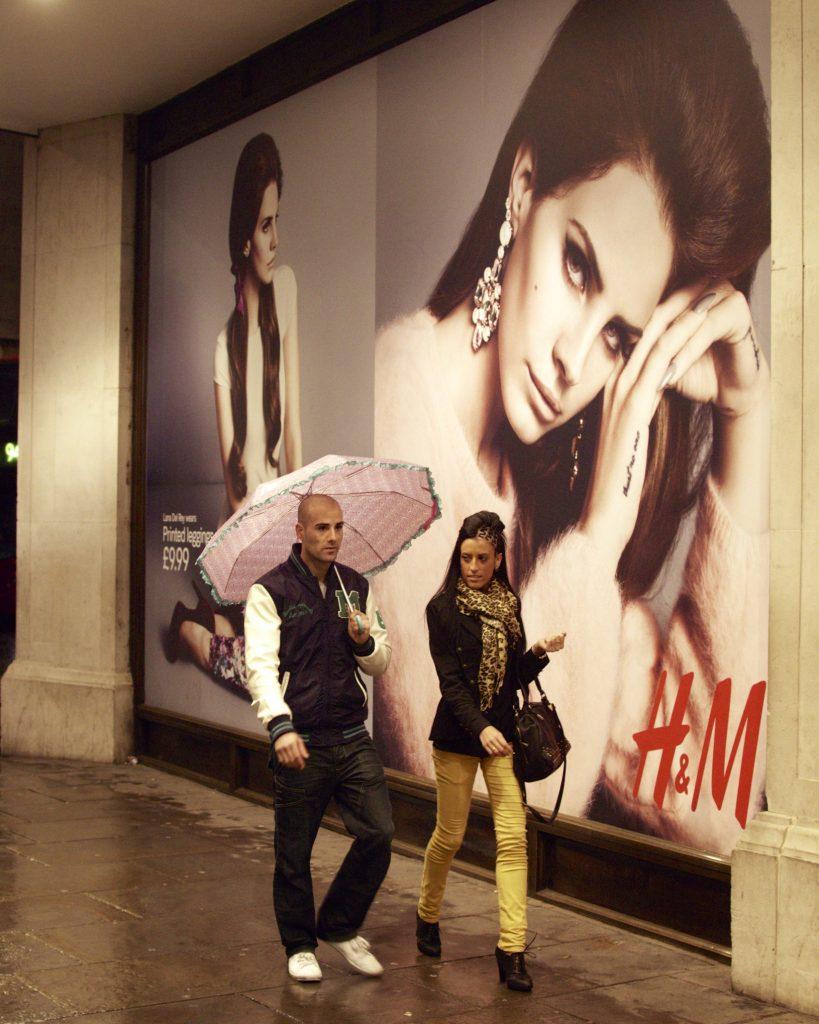 Lincoln Clarkes Photographs: Lana Del Rey, London 2012